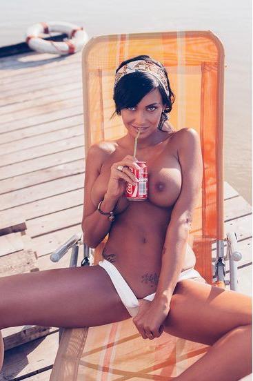 Penelope Playboy-Model